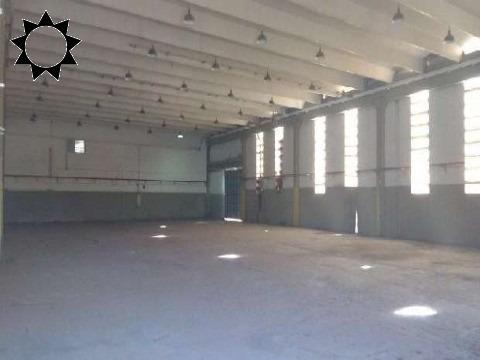 galpão para locação industrial anhanguera, osasco - gl00445