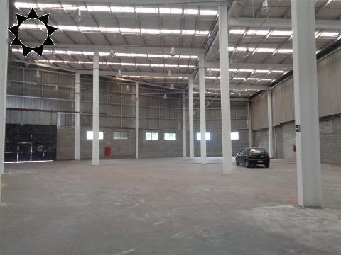 galpão para locação industrial anhangüera, osasco - gl00630