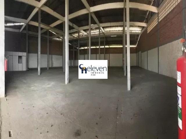 galpão para locação na valéria br-324 de 1.000m² com escritório , valor do aluguel r$ 10.000,00 - gp00030 - 32875785