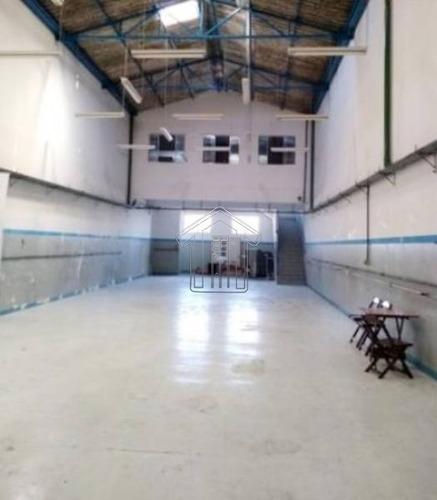 galpão para locação no bairro santo antônio, 1.100 m, - 11090gi