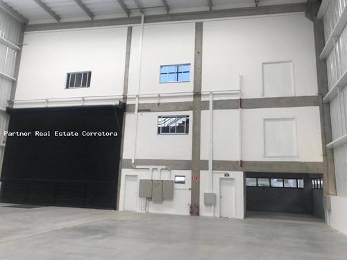 galpão para venda em cotia, condomínio parque industrial san josé reserva, 1 dormitório, 3 banheiros, 5 vagas - 2667
