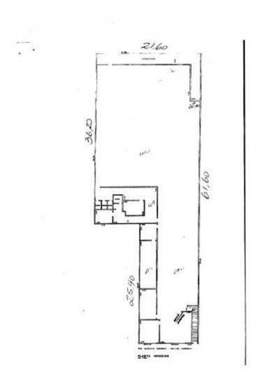 galpão para venda em são paulo, cambuci, 1 dormitório, 1 banheiro - sbi 039v _1-924530