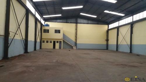 galpão para venda no bairro jardim brasil zona norte em são paulo - cod: ej4789 - ej4789