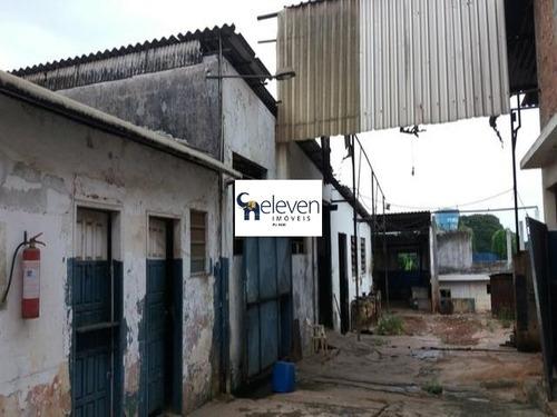 galpão para venda valéria, salvador 3.500,00 útil r$ 2.000.000,00 - tdz7766 - 32001771