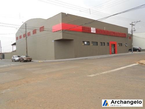 galpão para venda - vila carvalho - gl00001 - 2842033