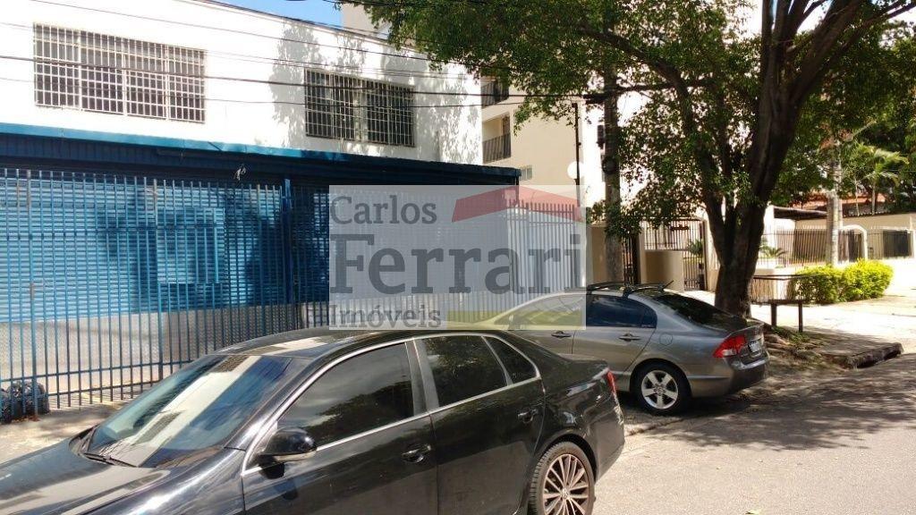 galpão próximo metro j. sao paulo e avenidas principais do bairro - cf17365