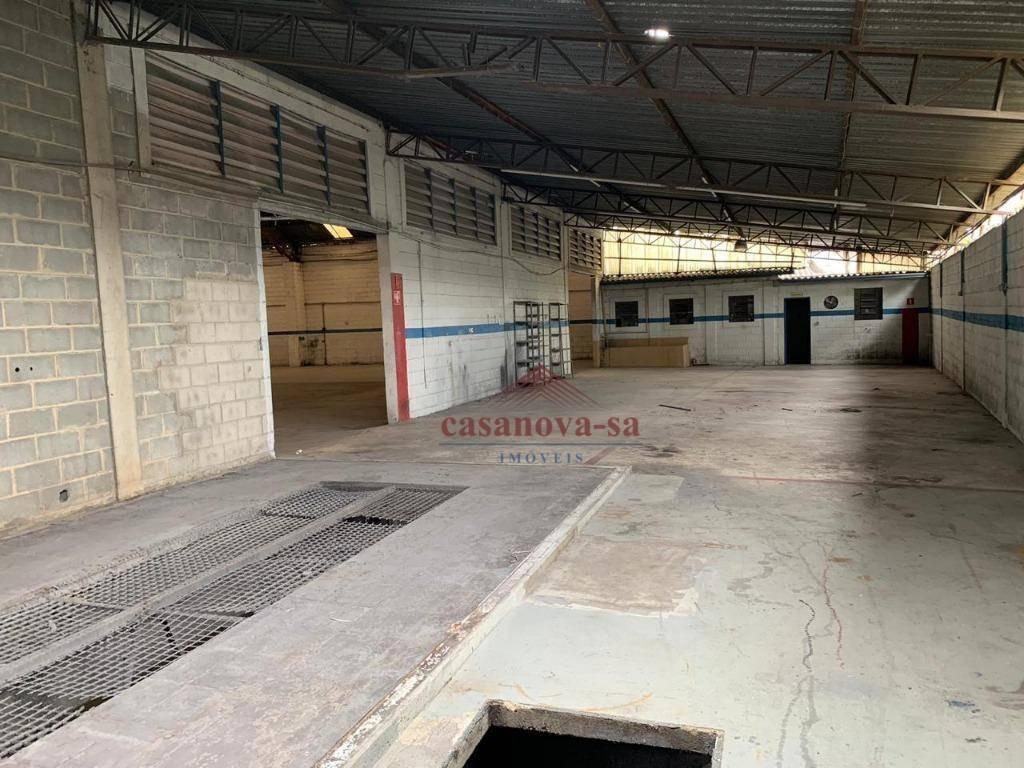 galpão px anchieta para alugar, 1100 m² por r$ 13.500/mês - vila valparaíso - santo andré/sp - ga0033