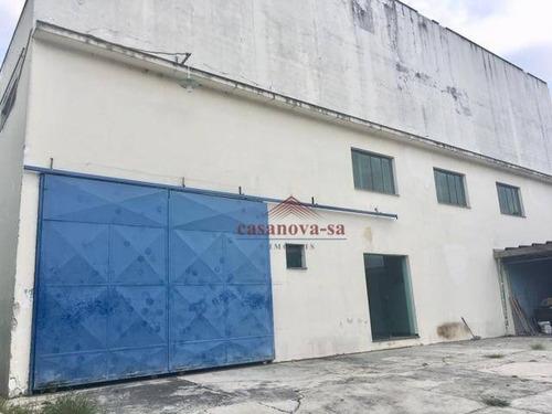 galpão px as principais avenidas de acesso ao rodoanel , anchieta, estados - ga0022