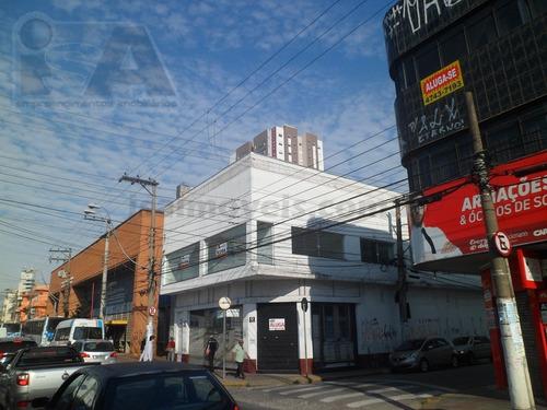 galpão salão em centro  -  suzano - 2587