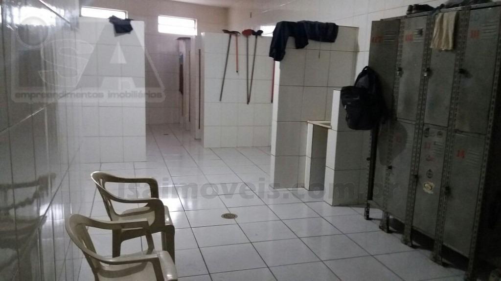 galpão salão em vila jau  -  poá - 2446