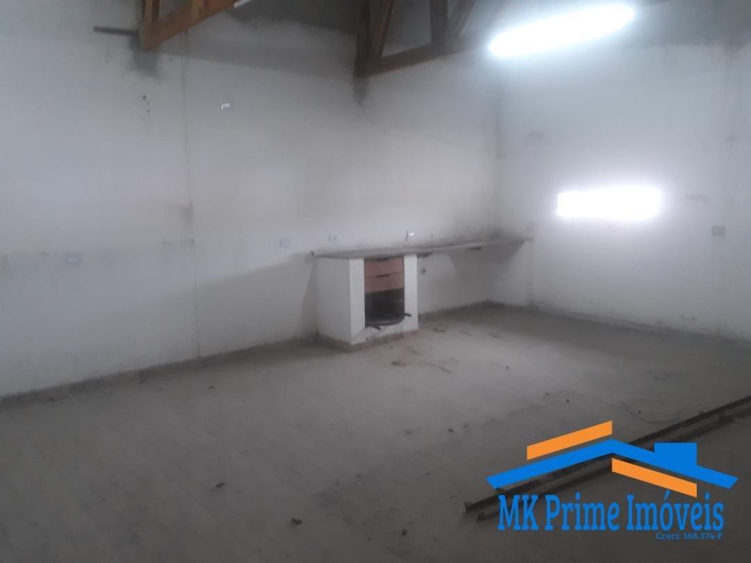 galpão totalmente reformado 330 m² - sto antonio - osasco - 634