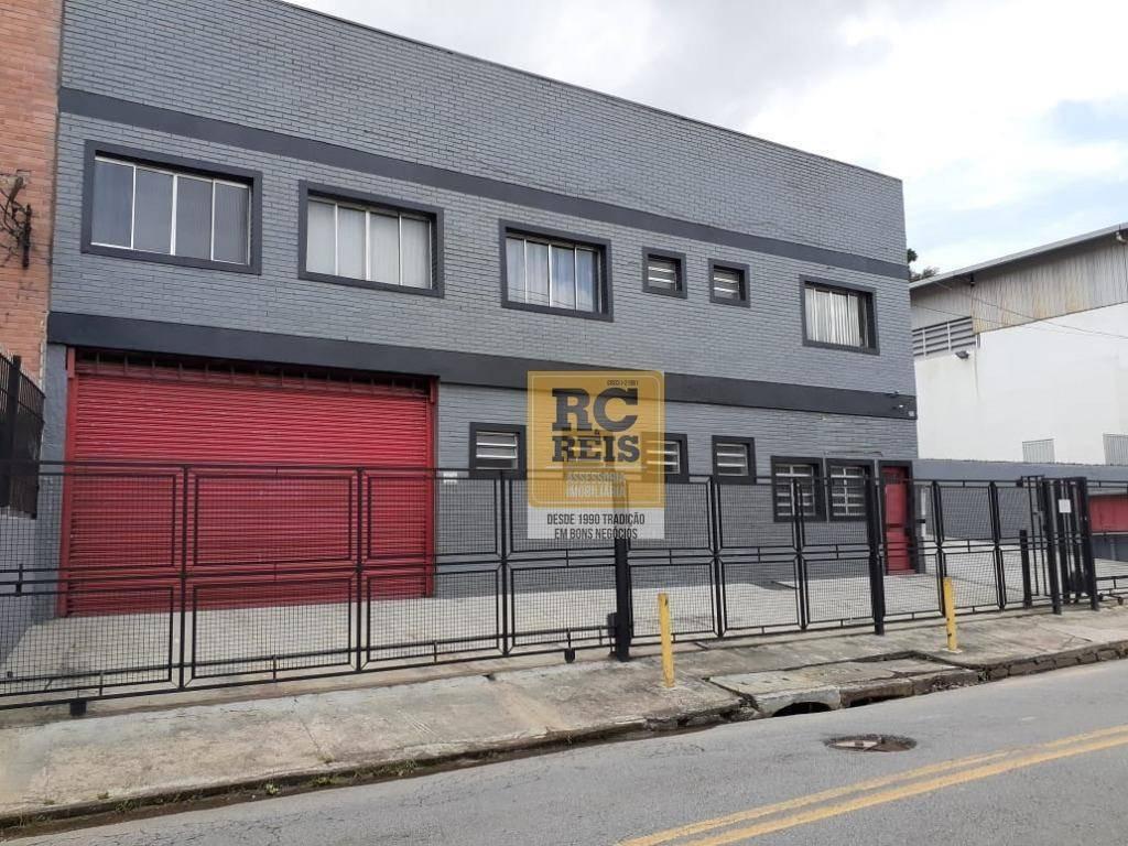 galpão à venda, 1000 m² por r$ 3.000.000,00 - barueri - barueri/sp - ga0176