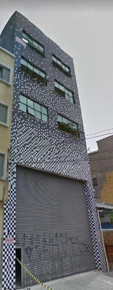 galpão à venda, 1020 m² por r$ 12.000.000,00 - brás - são paulo/sp - ga0020