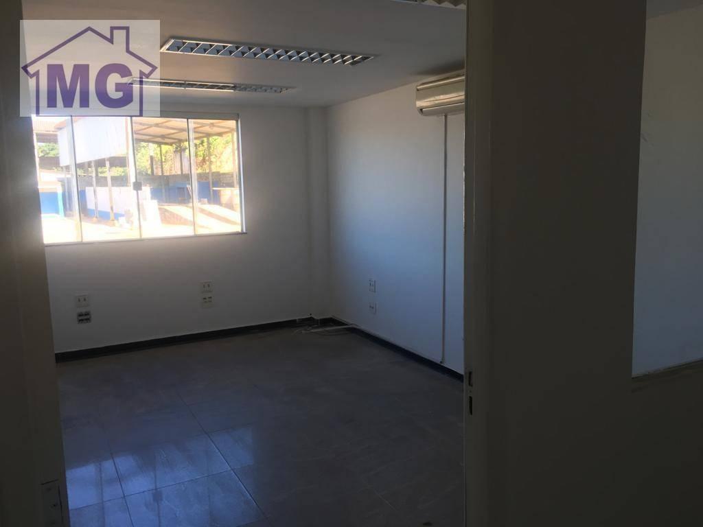 galpão à venda, 1100 m² por r$ 4.200.000,00 - granja dos cavaleiros - macaé/rj - ga0080