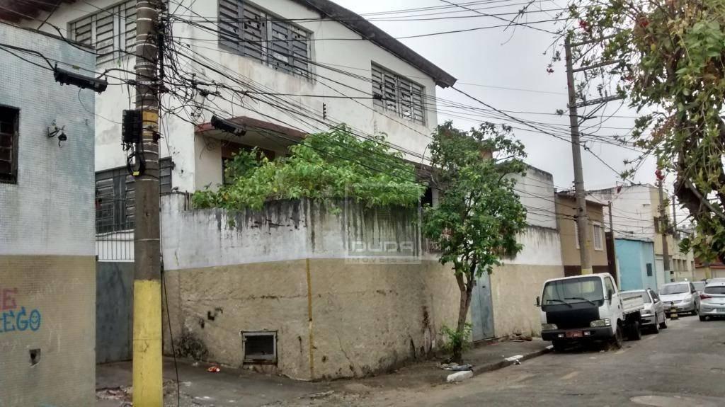 galpão à venda, 1163 m² por r$ 1.600.000,00 - vila monumento - são paulo/sp - ga0046
