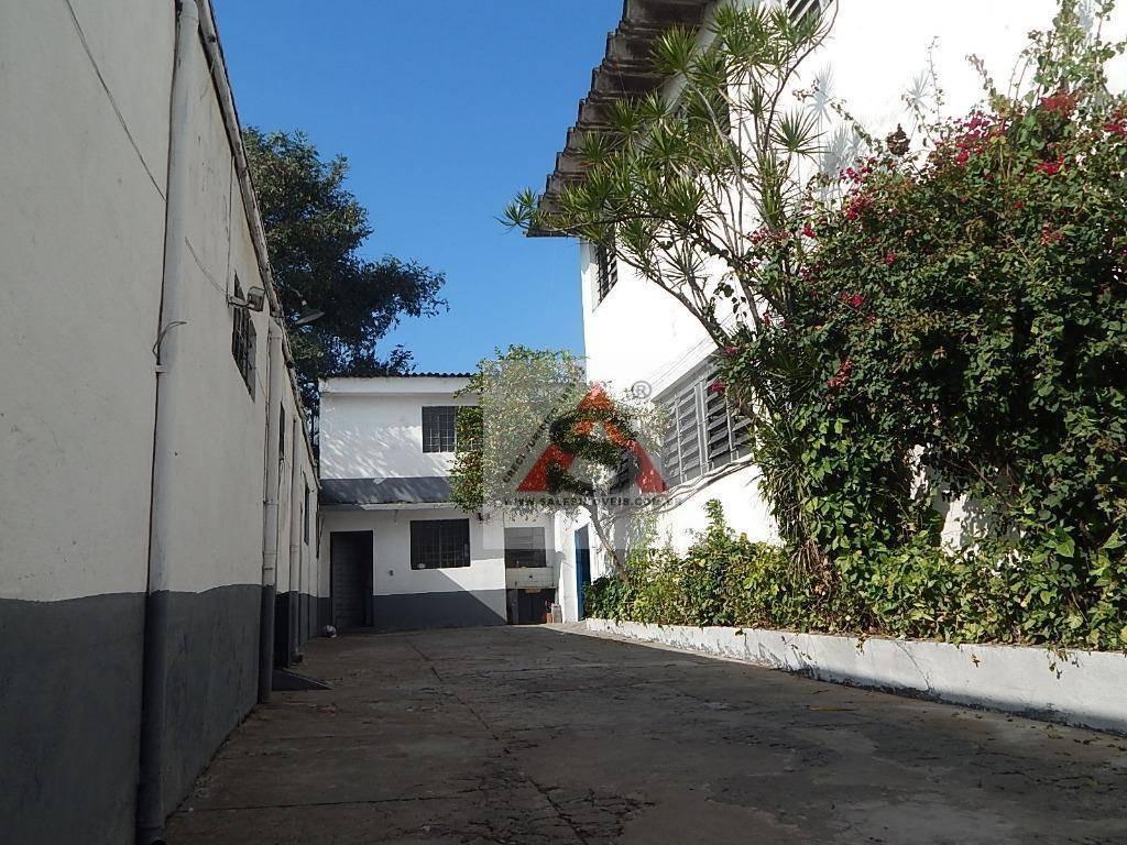 galpão à venda, 1163 m² por r$ 1.600.000,00 - vila monumento - são paulo/sp - ga0444