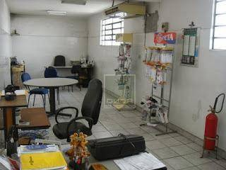 galpão à venda, 1163 m² por r$ 2.000.000,00 - vila monumento - são paulo/sp - ga0046