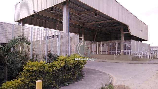 galpão à venda, 12000 m² por r$ 53.999.999,99 - jardim santa lídia - guarulhos/sp - ga0080