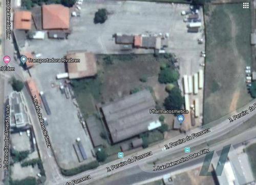 galpão à venda, 1800 m² por r$ 2.500.000,00 - éden - sorocaba/sp - ga0037