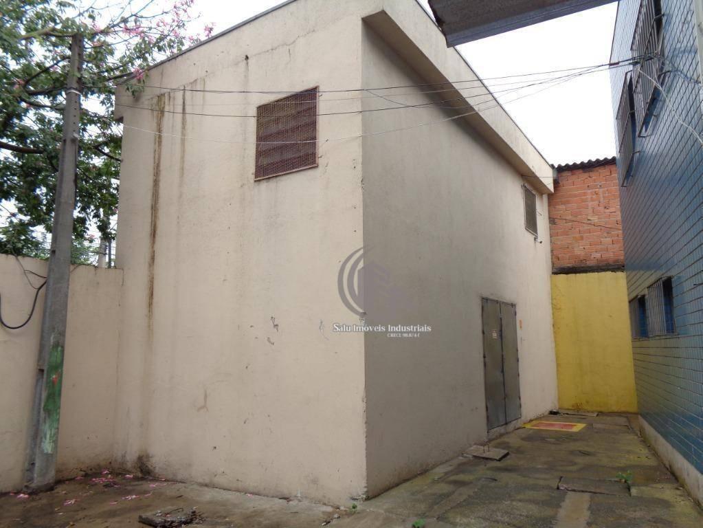 galpão à venda, 1820 m² por r$ 4.000.000 - cidade industrial satélite de são paulo - guarulhos/sp - ga0428