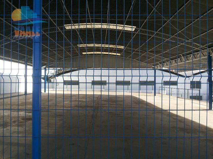 galpão à venda, 1822 m² por r$ 7.500.000,00 - jardim do lago - campinas/sp - ga0255