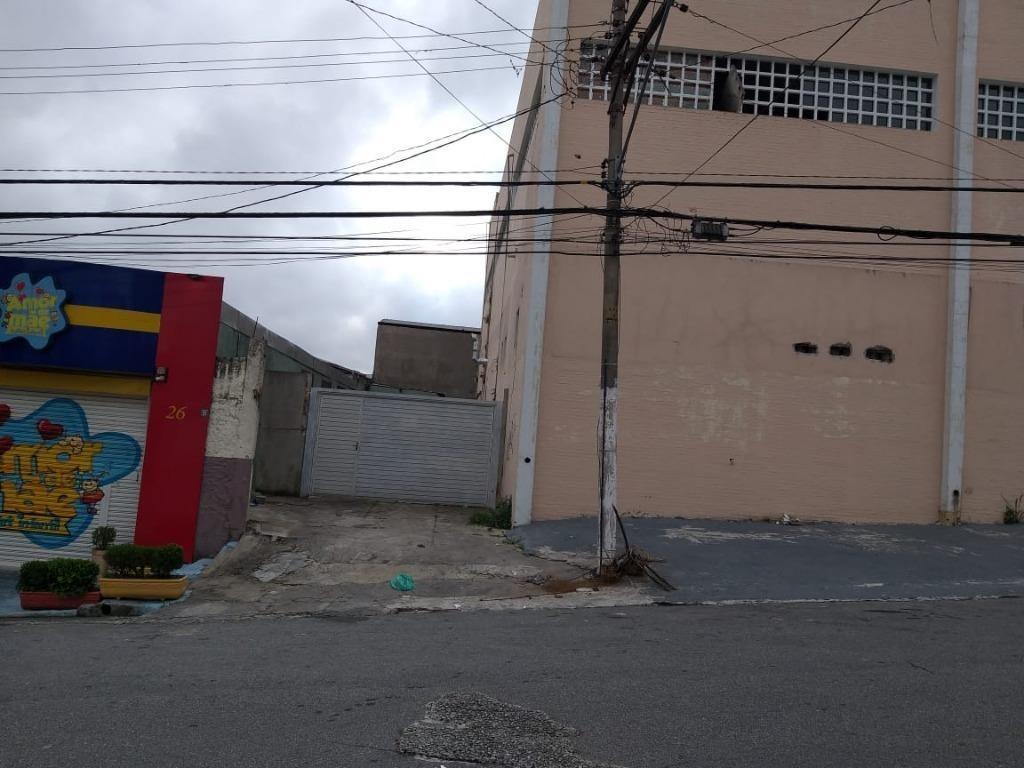 galpão à venda, 1980 m² por r$ 8.500.000 ou locação r$ 28.500,00- penha de frança - são paulo/sp - ga0257