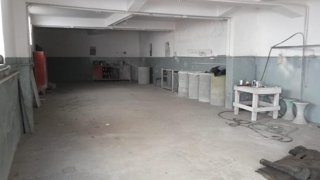 galpão à venda, 2000 m² por r$ 5.500.000,00 - mooca - são paulo/sp - ga0174
