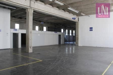 galpão à venda, 2194 m² por r$ 10.000.000,00 - jurubatuba - são paulo/sp - ga0058