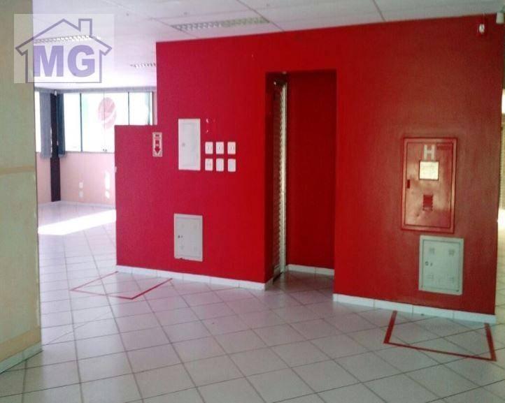 galpão à venda, 2231 m² por r$ 9.800.000,00 - novo cavaleiro - macaé/rj - ga0052
