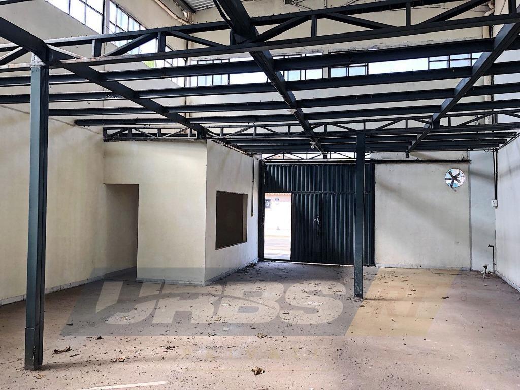 galpão à venda, 240 m² por r$ 430.000,00 - setor centro oeste - goiânia/go - ga0041