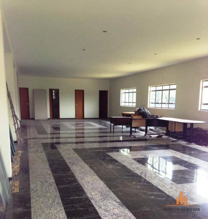 galpão à venda, 2403 m² por r$ 9.000.000 - batistini - são bernardo do campo/sp - ga0021