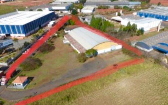 galpão à venda, 2560 m² por r$ 3.900.000 - castelo branco - sorocaba/sp - ga0239
