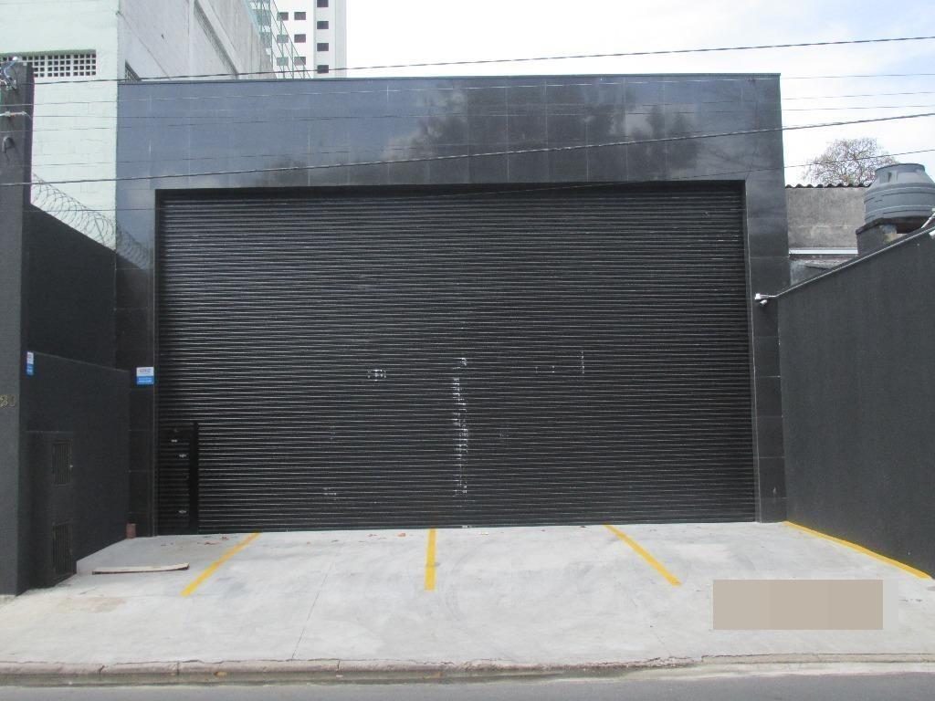 galpão à venda, 276 m²  - vila aprazível - guarulhos/sp - ga0363