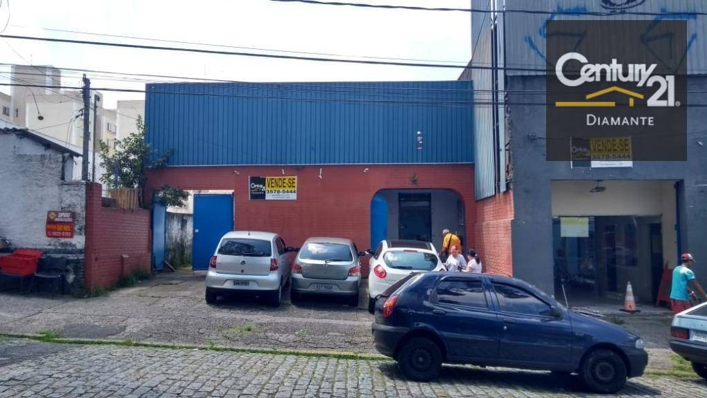 galpão à venda, 288 m² por r$ 8.000.000 - santo amaro - são paulo/sp - ga0074