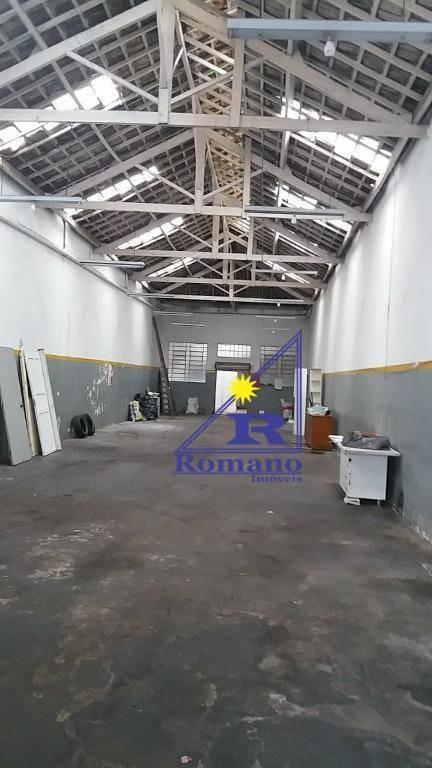 galpão à venda, 300 m² por r$ 1.600.000 - vila carrão - são paulo/sp - ga0202