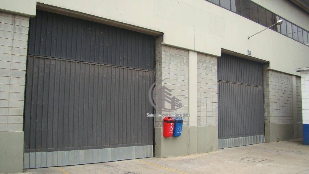 galpão à venda, 3568 m² por r$ 8.999.999 - cidade industrial satélite de são paulo - guarulhos/sp - ga0435