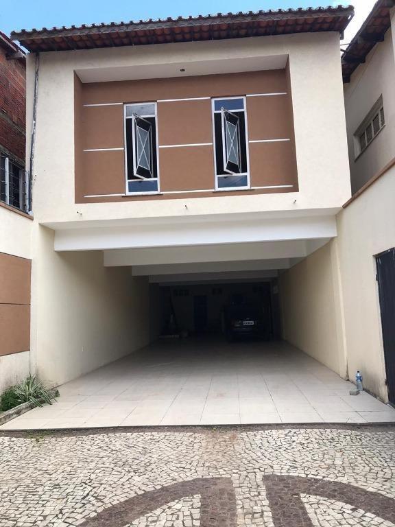galpão à venda, 376 m² por r$ 200.000,00 - mondubim - fortaleza/ce - ga0013