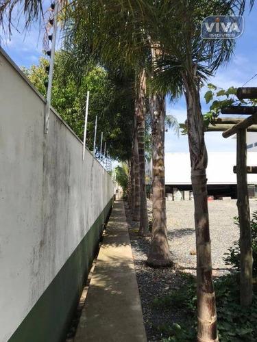galpão à venda, 425 m² por r$ 3.190.000,00 - barra do rio - itajaí/sc - ga0044