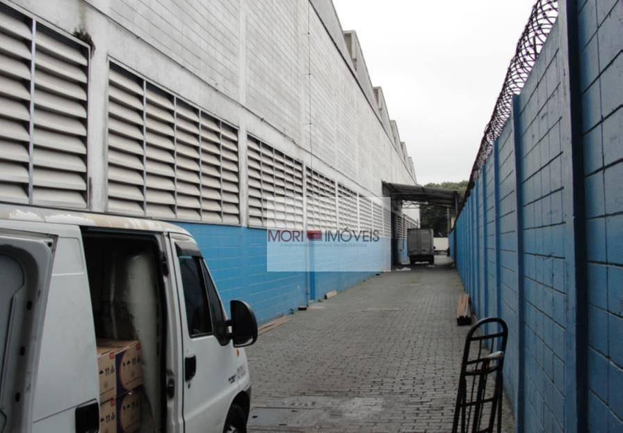 galpão à venda, 4377 m² por r$ 10.070.000 - ga0081