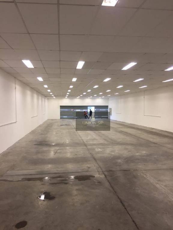 galpão à venda, 442 m² por r$ 5.500.000,00 - vila leopoldina - são paulo/sp - ga0284