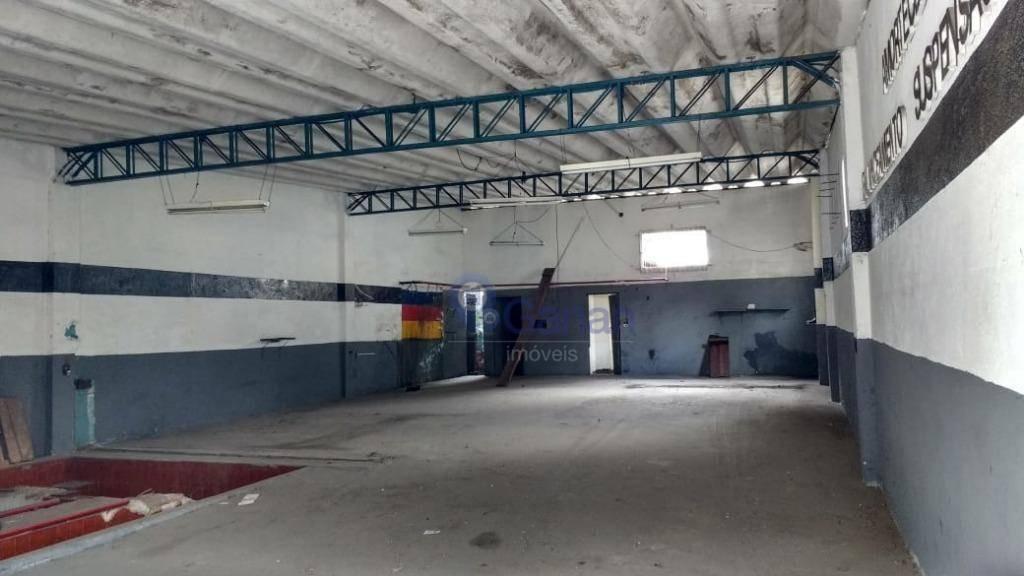 galpão à venda, 500 m² por r$ 7.500.000,00 - vila olímpia - são paulo/sp - ga0081