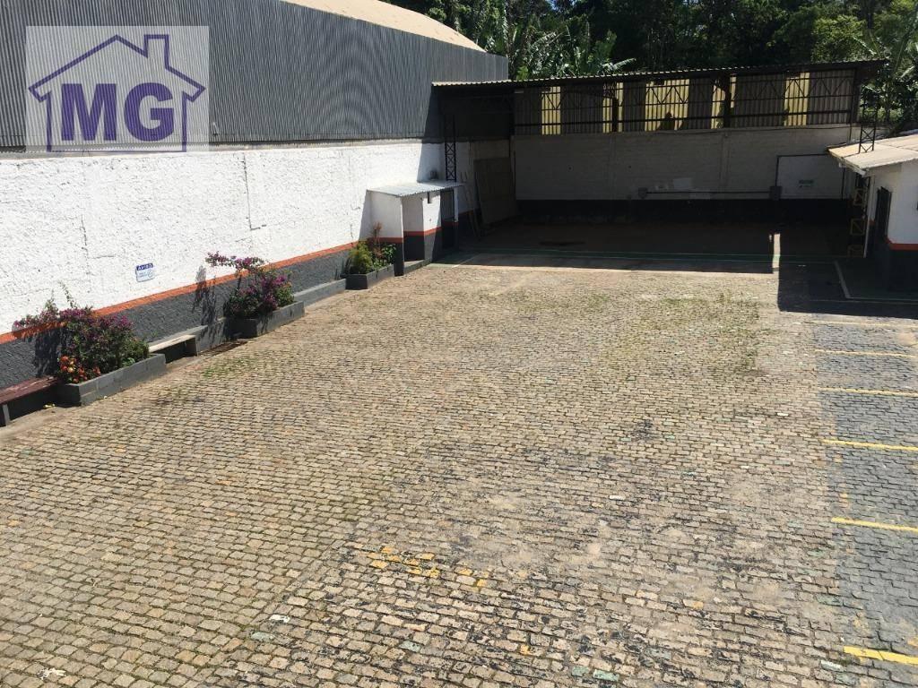 galpão à venda, 508 m² por r$ 1.700.000 - granja dos cavaleiros - macaé/rj - ga0066