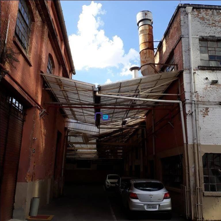 galpão à venda, 6500 m² por r$ 17.000.000,00 - mooca - são paulo/sp - ga0639