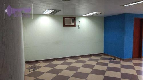 galpão à venda, 699 m² por r$ 2.000.000,00 - vila sacadura cabral - santo andré/sp - ga0002