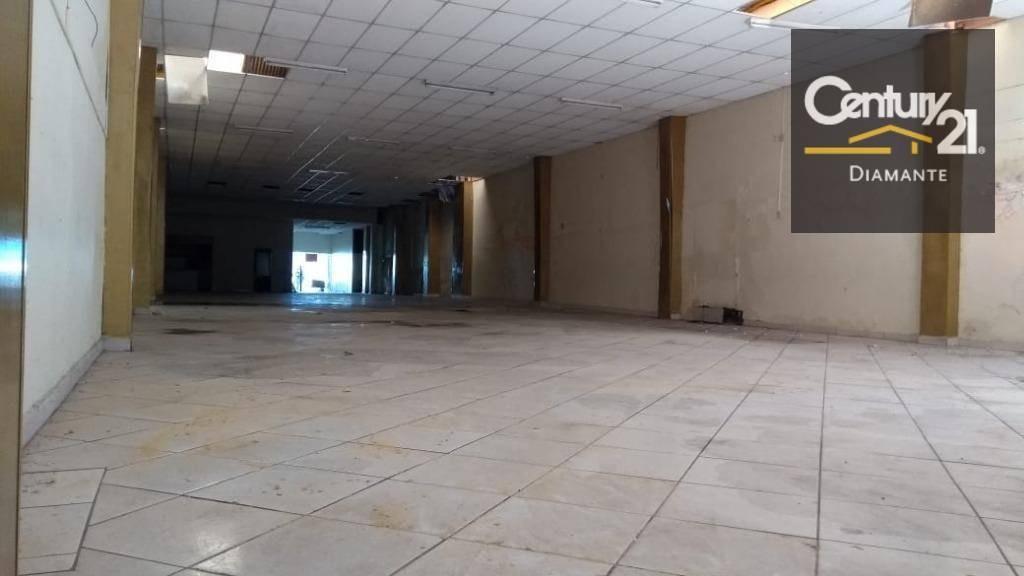 galpão à venda, 720 m² por r$ 8.000.000 - santo amaro - são paulo/sp - ga0075