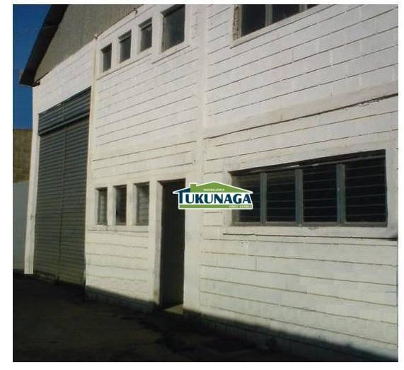 galpão à venda, 750 m² por r$ 2.700.000 - jardim nossa senhora aparecida - guarulhos/sp - ga0060