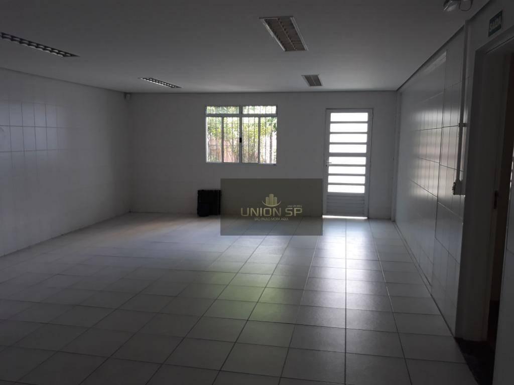 galpão à venda, 805 m² por r$ 4.240.000,00 - cambuci - são paulo/sp - ga0244