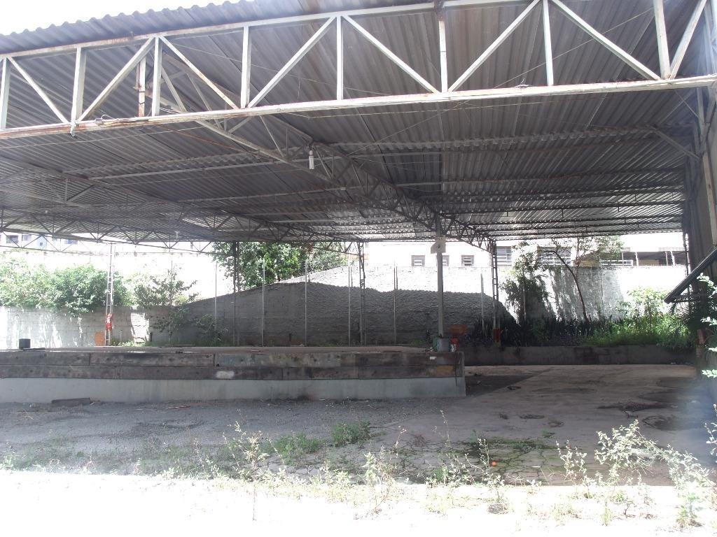 galpão à venda, 830 m² por r$ 6.500.000,00 - vila carrão - são paulo/sp - ga0386