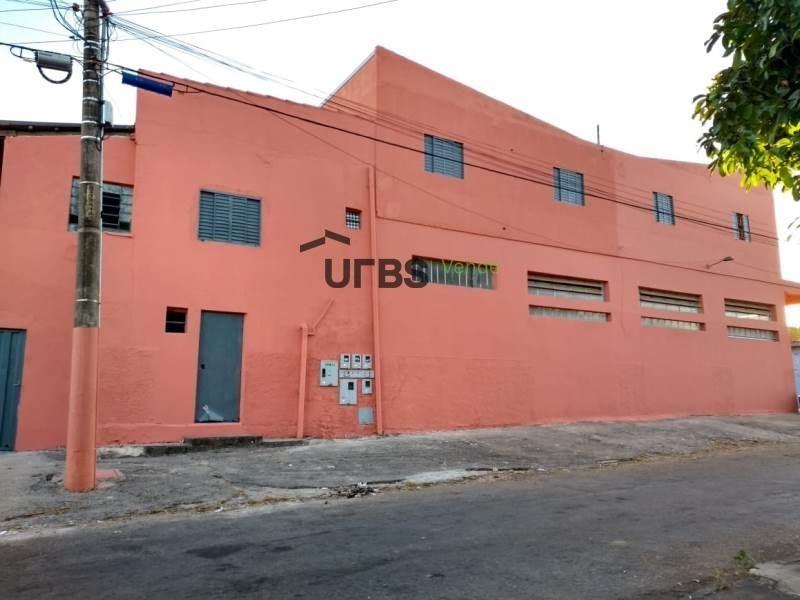 galpão à venda, 843 m² por r$ 1.400.000,00 - cidade livre - aparecida de goiânia/go - ga0053