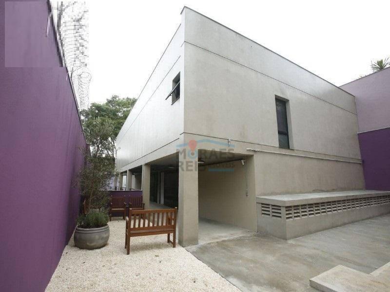 galpão à venda, 920 m² por r$ 6.800.000 - santo amaro - são paulo/sp - ga0185